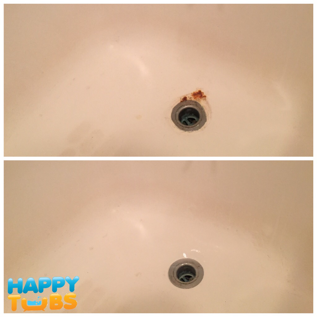 Bathtub Rust Repair in Plano, TX