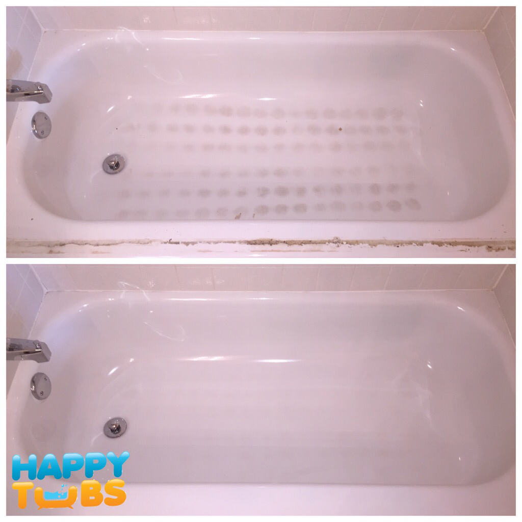 Gorgeous Bathtub Restoration in Dallas, TX