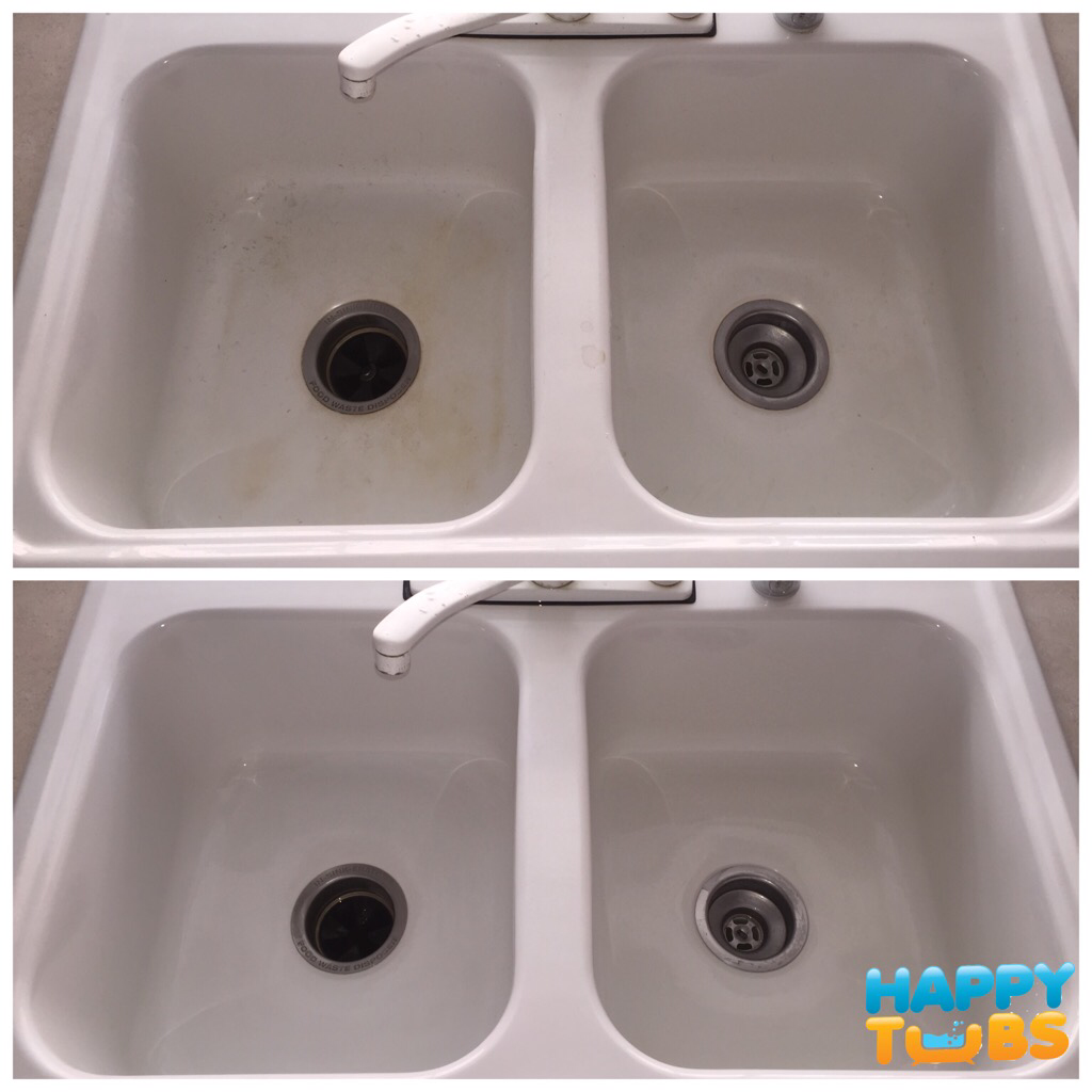 Sink Restoration in Allen, TX