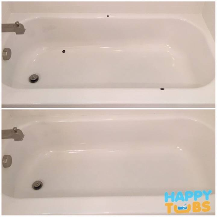 Bathtub Repair for only $199 - We specialize in Tub Repair!