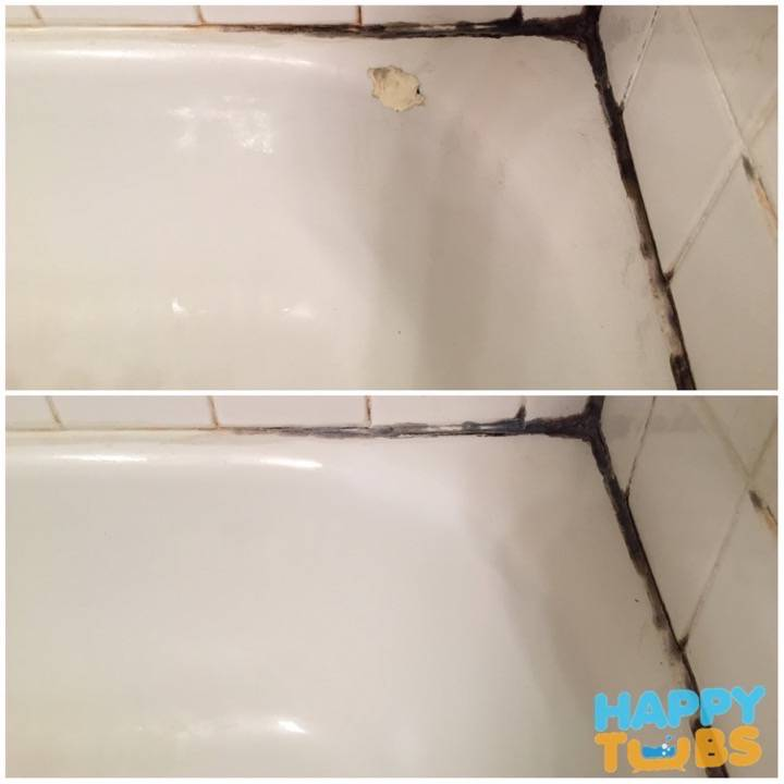 Bathtub Chip Repair in Lewisville, TX