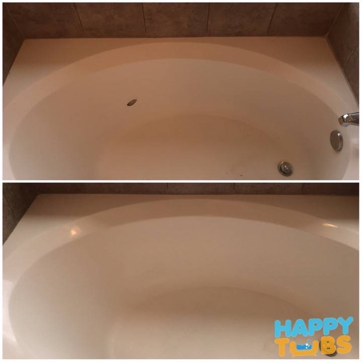 Bathtub Hole Repair in Dallas, TX