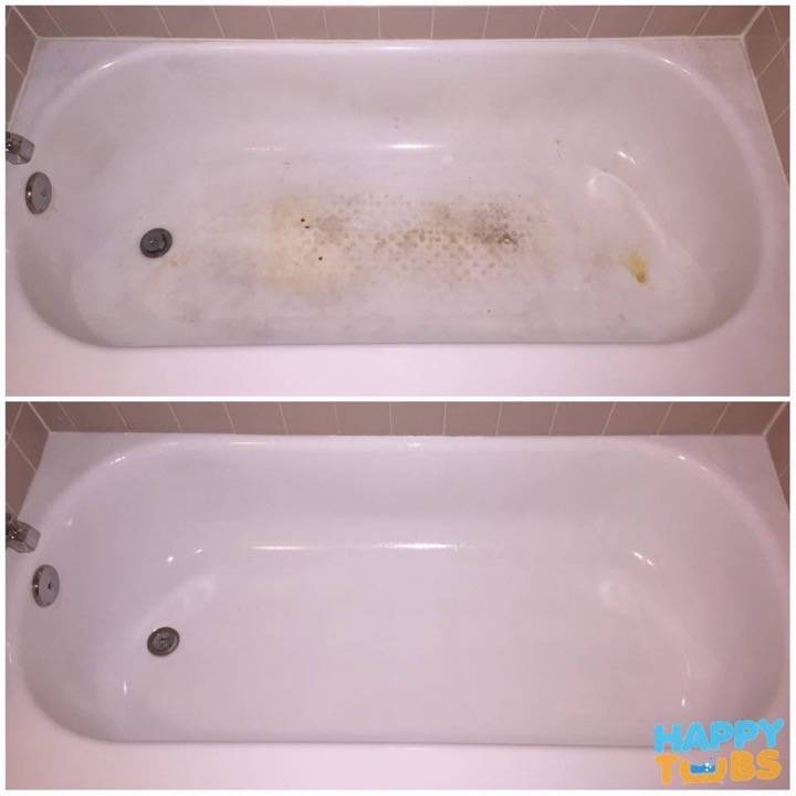 Bathtub Refinishing in Allen, TX