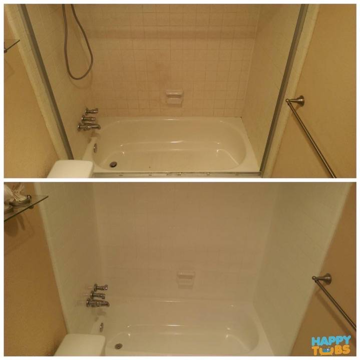 Bathtub Refinishing In Garland Tx Happy Tubs Bathtub Repair