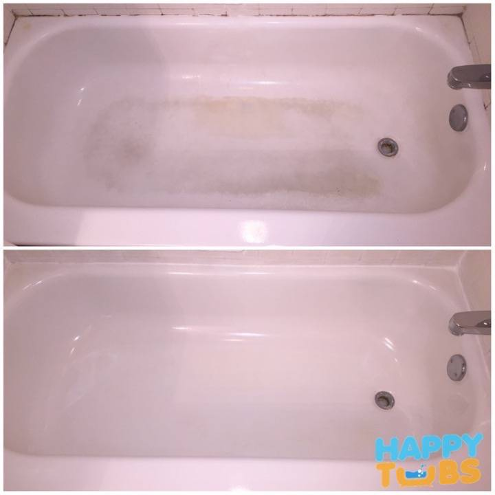 Bathtub Restoration in Frisco, TX - Happy Tubs Bathtub Repair