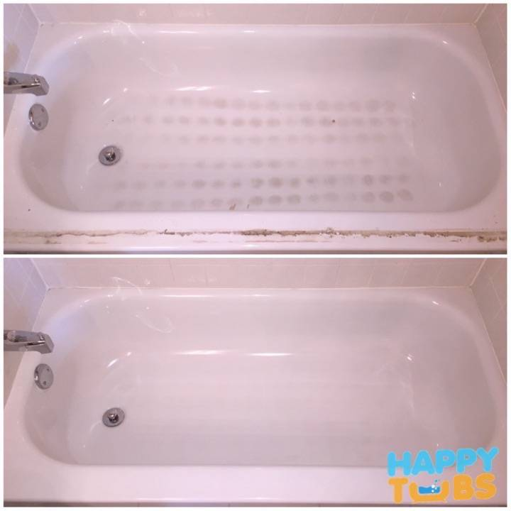 Bathtub Restoration in Parker, TX