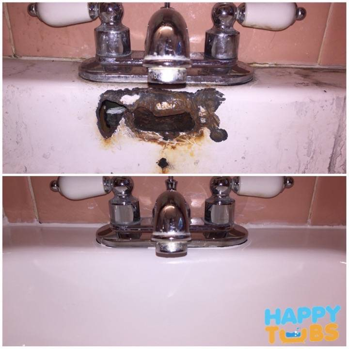 Sink Rust Repair in Dallas, TX