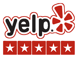 Yelp 5 Star Review Logo Happy Tubs Bathtub Repair