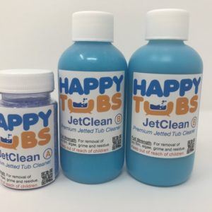 JetClean Bottles A+B