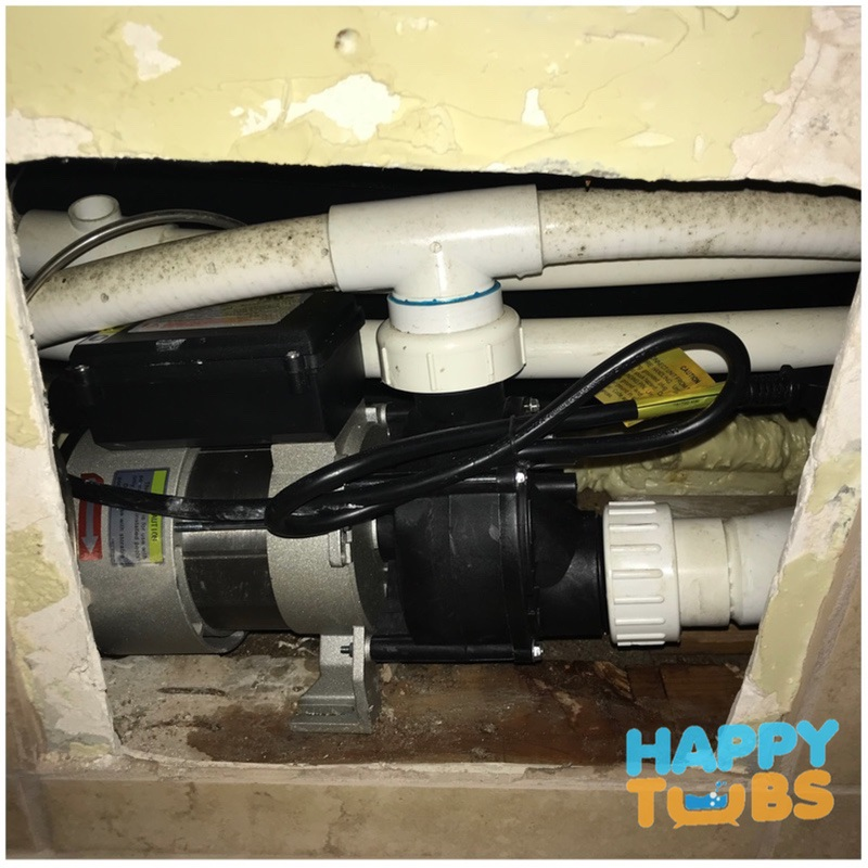 Bathtub Pump Repair in Fort Worth, TX pic