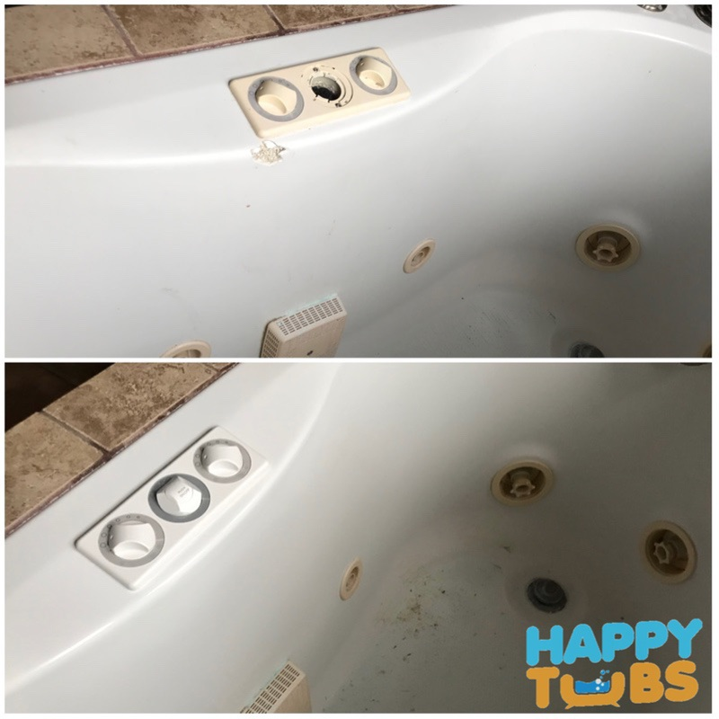 Jacuzzi Bathtub Repair Service From Happy Tubs Bathtub Repair